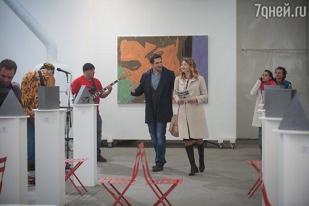 Михаил Пшеничный и Любава Грешнова
