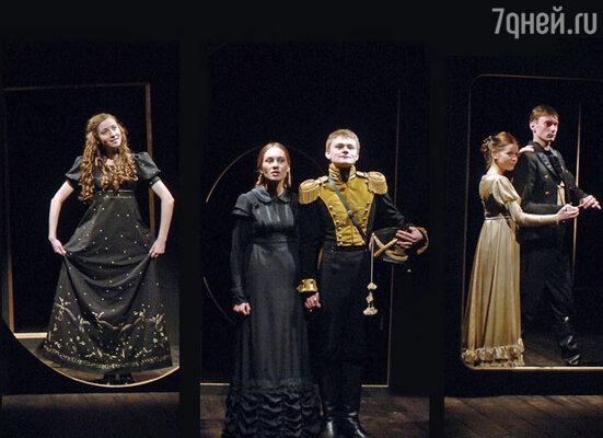 Спектакль «Захудалый род» в Студии театрального искусства Сергея Женовача
