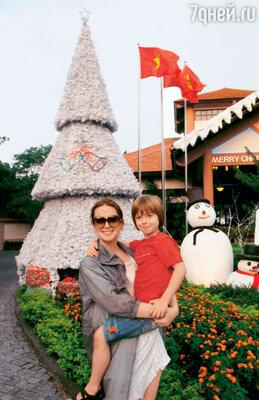 «Новый 2011 год мы с Наумом встречали во Вьетнаме»