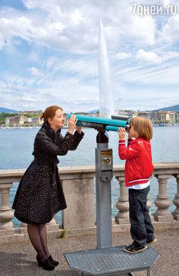 Самые счастливые воспоминания детства складываются измелочей… В Швейцарии, 2010 г.