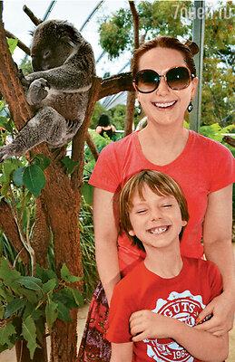 В зоопарке Сиднея. Австралия, 2012 г.