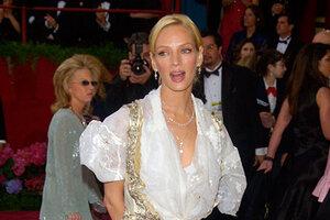 13 самых провальных нарядов за всю историю «Оскара»