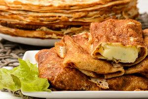 Идеальные блинчики: рецепт от шеф-повара Гордона Рамзи