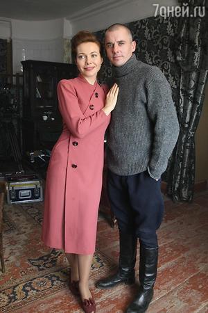 Игорь Петренко и Екатерина Гусева