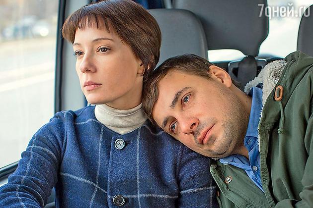 Евгений Цыганов и Чулпан Хаматова