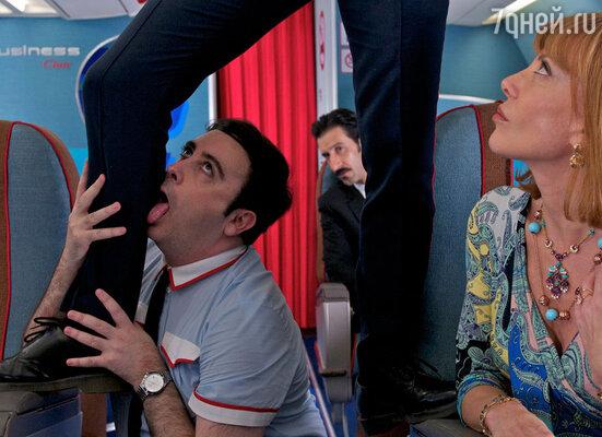 Кадр из фильма «Я очень возбужден»