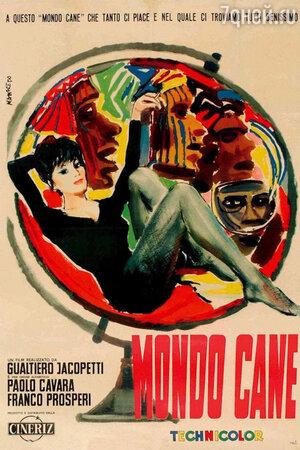 Постер к фильму «Собачий мир». 1962 г.