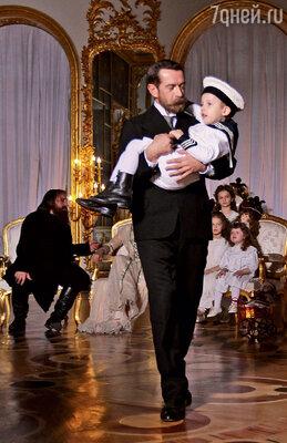 В прошлом году на экраны вышел фильм «Распутин», где Владимир Машков сыграл царя Николая II