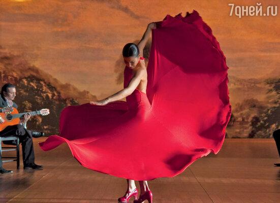 Кадр фильма «Фламенко, фламенко»