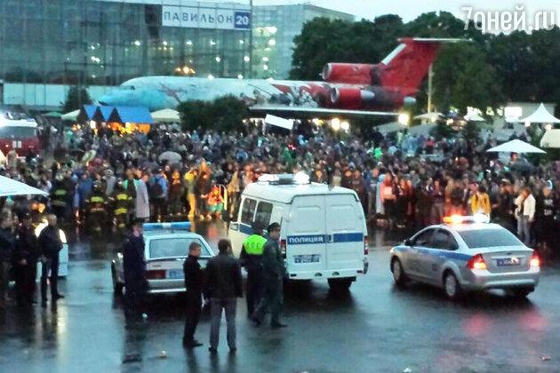 «Из-за угрозы взрыва было отменено наше шоу в Москве, мы только готовились выйти на сцену»