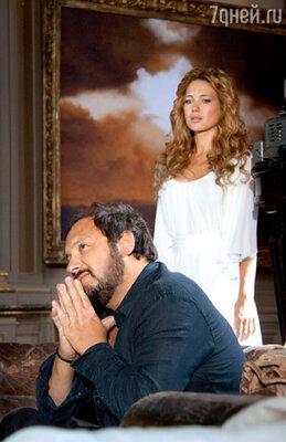 Актрису на роль возлюбленной главного героя Стас и Инна Михайловы искали вместе. И единодушно остановили выбор на красавице Екатерине Климовой