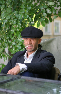 Владимир Машков в сериале «Ликвидация»