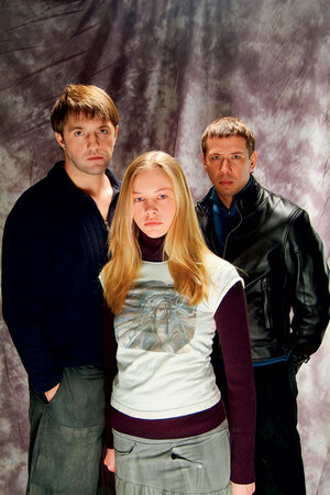 «Бумер 2». Вдовиченков, Устинова, Мерзликин, 2007 г.