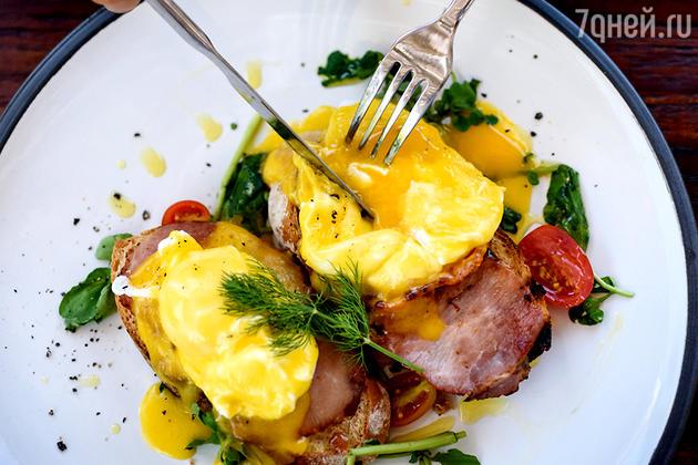 Идеальный завтрак по-французски: рецепт от шеф-повара Гордона Рамзи