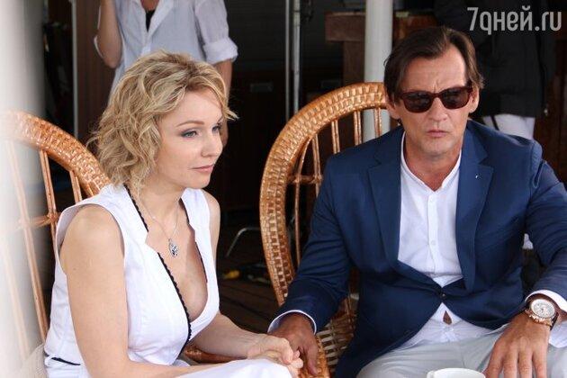 Марина Зудина и Игорь Миркурбанов