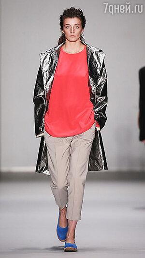 ������ ������ Julia Nikolaeva � ������ Mercedes-Benz Fashion Week