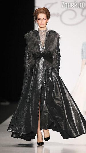 ������ ������ ����� ������� � ������ Mercedes-Benz Fashion Week