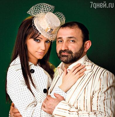 Согдиана и ее жених Башир Куштов