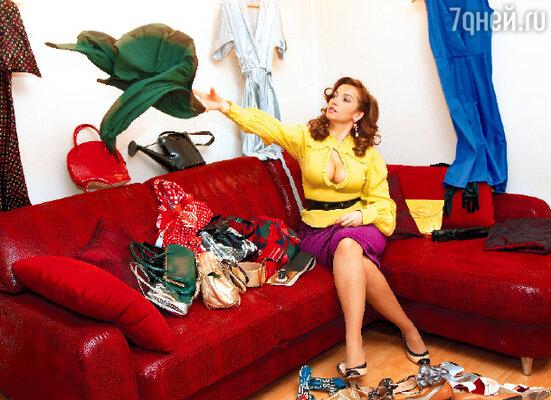 «На чем не стоит экономить, так это на аксессуарах. Сумки и туфли должны быть хорошего качества»