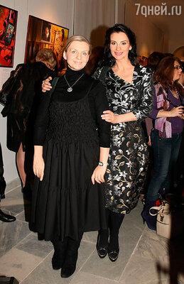 Екатерина Стриженова и Виктория Андреянова
