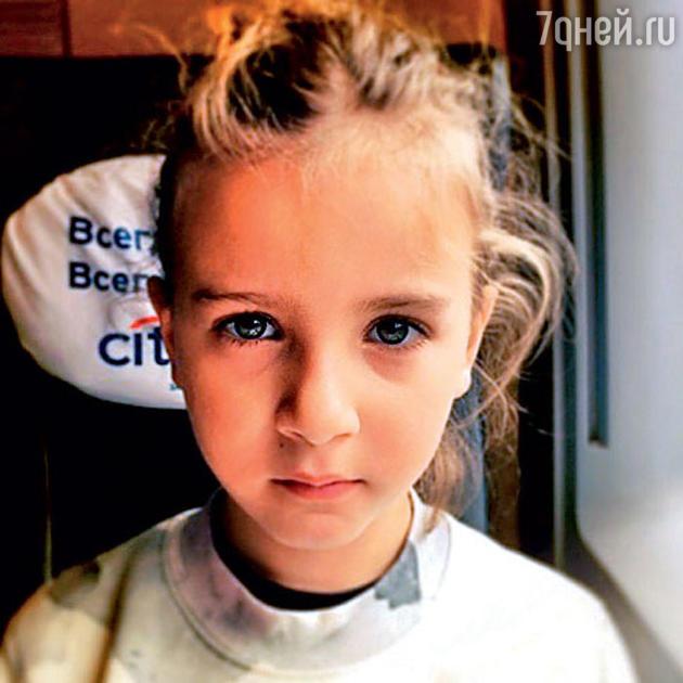 Дочь Ивана Урганта Нина