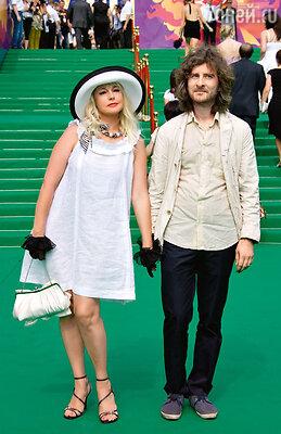 Елена Кондулайнен и Николай Хомерики. 2010 г.