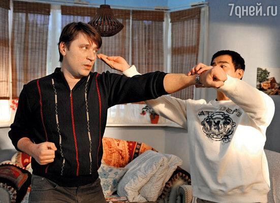 Владимир Логинов и Чень Сяочунь