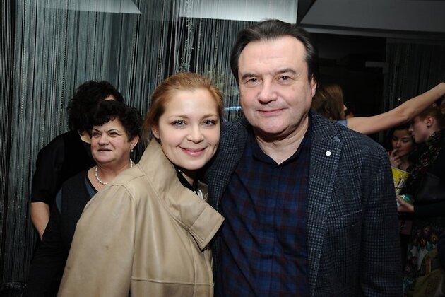 Ирина Пегова и  Алексей Учитель на премьере фильма «7 главных желаний»