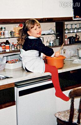 Адель не родилась в рубашке, и детство у нее было абсолютно такое же, как у миллиона других девчонок