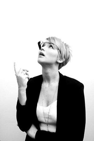 Дженнифер Лоуренс со стрижкой «пикси»