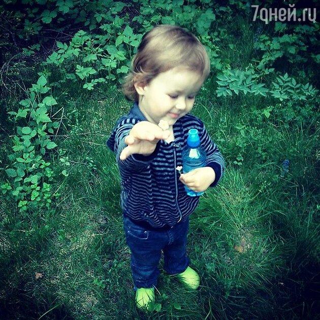 Сын Оксаны Федоровой Федор