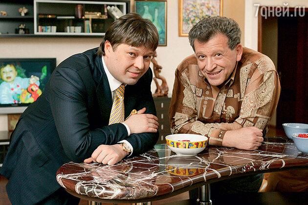 Борис и Максим Грачевские