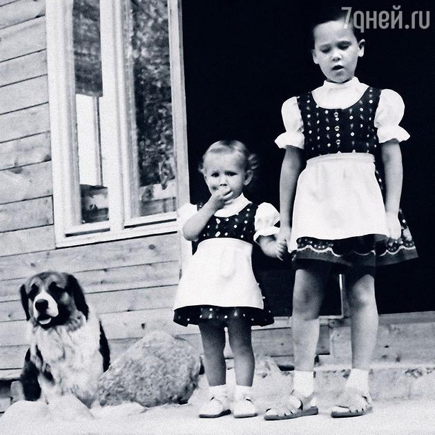 Дарья и Ника Дроздовские