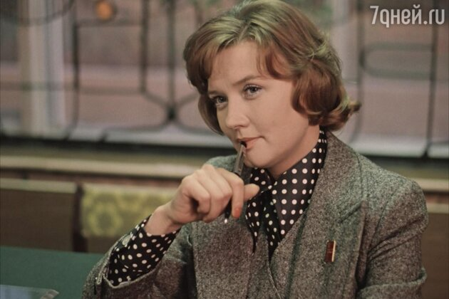 «Москва слезам не верит», 1979