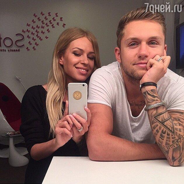 Дакота и Влад Соколовский