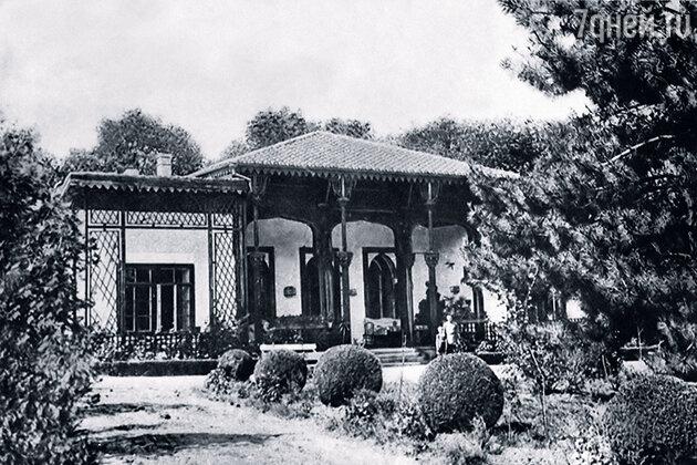 Имение Айвазовского Шейх-Мамай