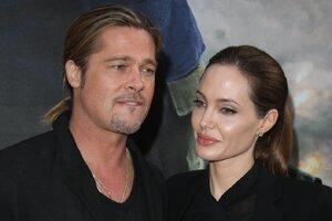 Брэд Питт тайно присоединился к Анджелине Джоли в Камбодже