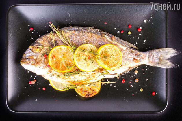 Семга с травами и лимоном: рецепт от шеф-повара Гордона Рамзи