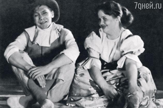 ������� ��������� � ����������� ������������ � ������������ ���������. 1960-� ��.