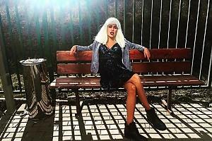 Аглая Тарасова получила новую отвязную роль