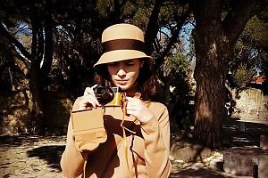 Юлия Снигирь занялась фотографией