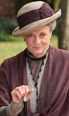 ����� ���� (Maggie Smith)