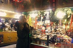 Виктория Лопырева в предвкушении Нового года