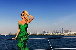 Виктория Лопырева скучает по летнему отдыху