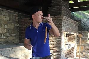 Антон Комолов знает толк в чурчхеле