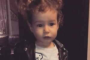 ВИДЕО: Очаровательная дочка Кети Топурия Оливия