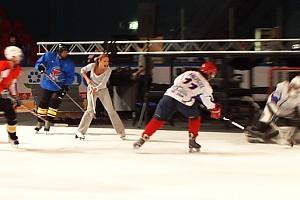 Навка-хоккеистка, или как Авербух в Череповец ездил