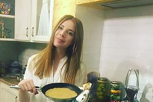 Наталья Подольская похвасталась кулинарными способностями