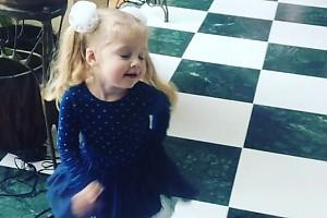 ВИДЕО: Зажигательный танец дочери Аллы Пугачевой