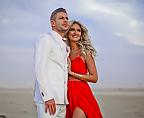 Митя Фомин и Виктория Лопырева провели несколько дней в пустыне